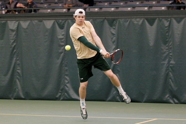 Men's tennis: College closes regular season with home wins over Navy and James Madison