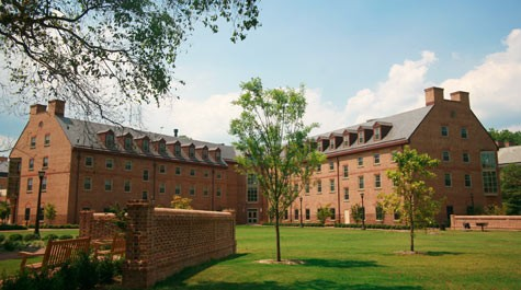 Board of Visitors votes to rename Jamestown Residence Halls