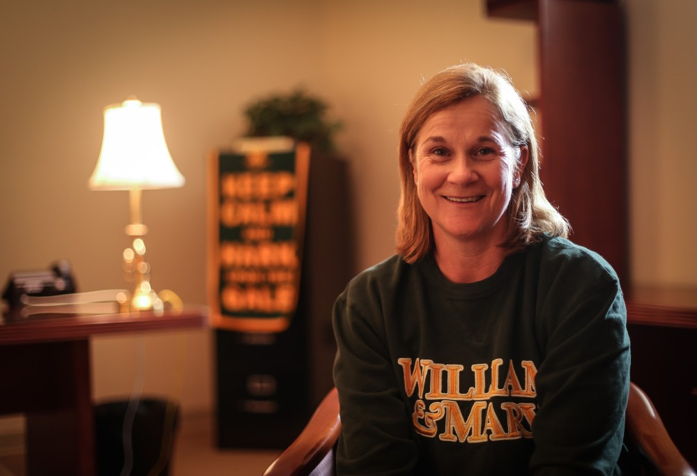 Watch: She won a World Cup. Returning to Williamsburg, Jill Ellis '88 has other things on her mind.