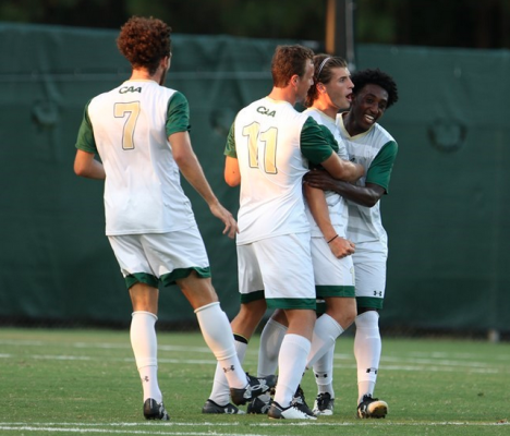 Soccer: Tribe women split, men lose to George Washington during first homestand