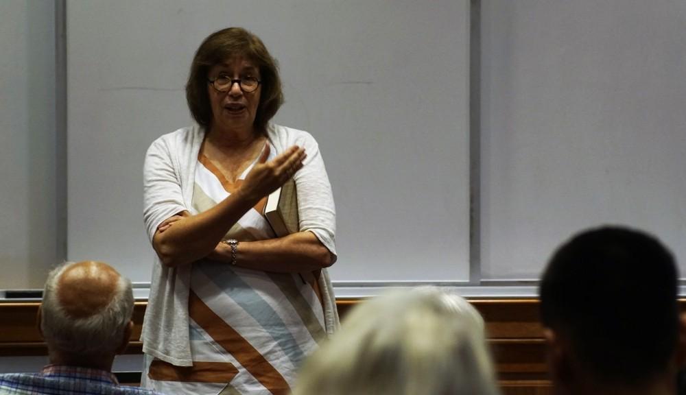Linda Greenhouse: Journalism and Justice