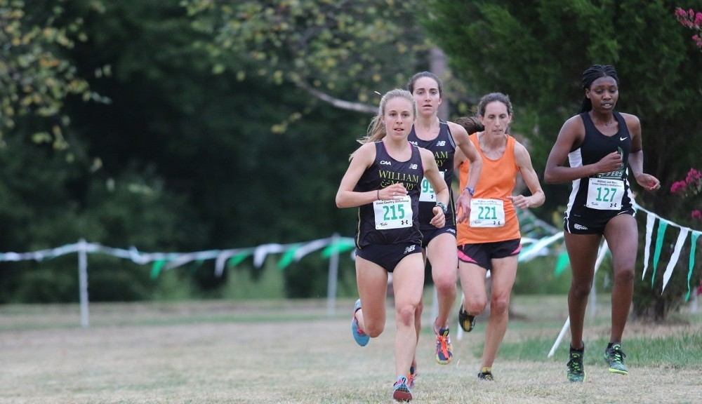 Cross country: Men, women win 2016 William and Mary Invitational
