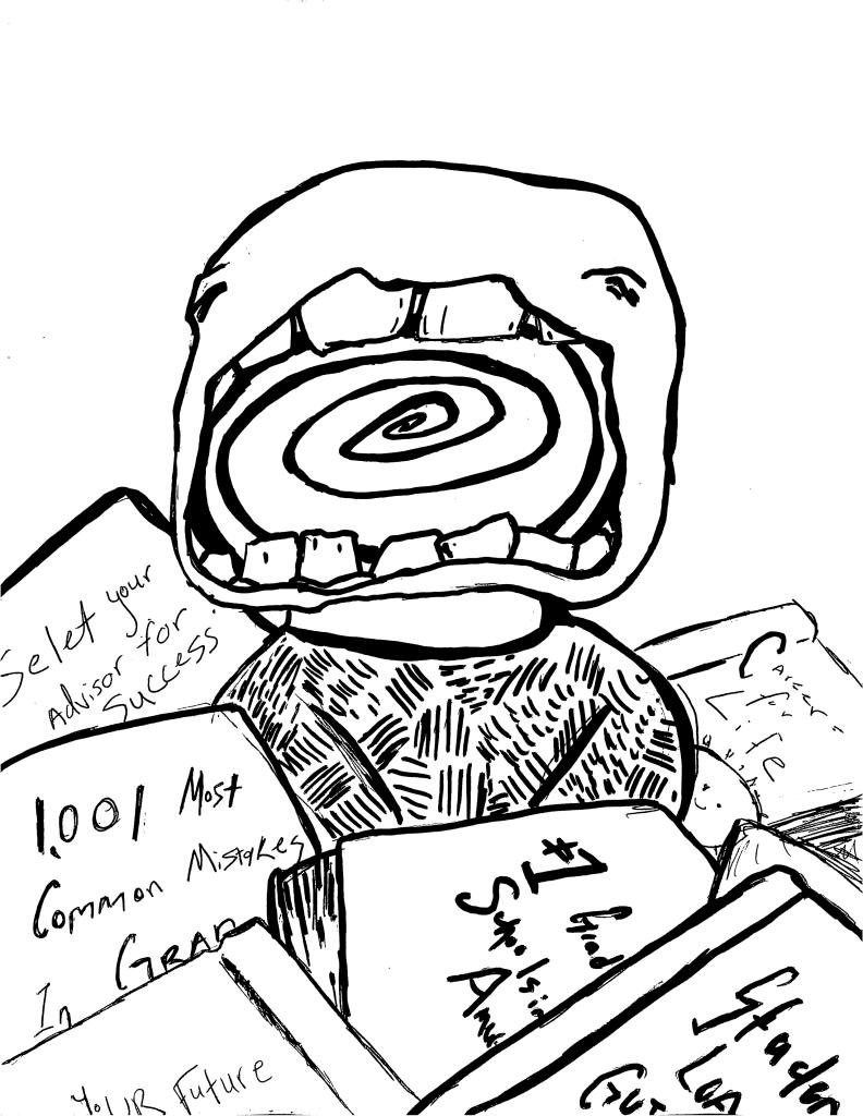 Confusion Corner: Accepting your Post-Grad Fate