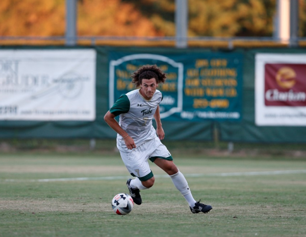Men's soccer: Tribe drops CAA opener in overtime thriller at Delaware