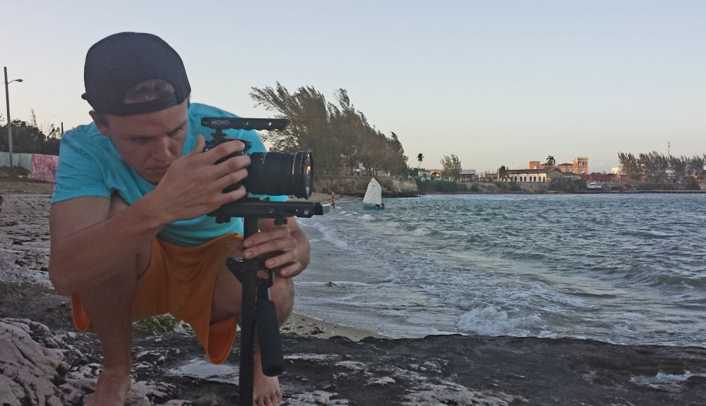 From the media center to Mexico: Drew Darby '18 travels the world, campus with his camera