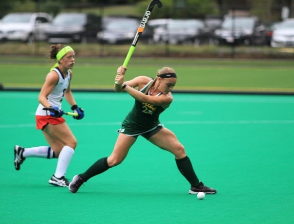 Field hockey: Overtime upset win of No. 17 JMU gives Tribe playoff berth, team also defeats VCU
