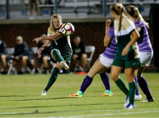 Women's soccer: Tribe falls at UNCW, ties Charleston to clinch No. 5 seed for CAA playoffs