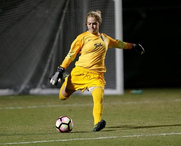Women's soccer: Tribe drops 3-0 decision against Elon