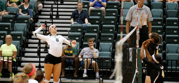 Volleyball: Tribe drops to 0-4 in CAA