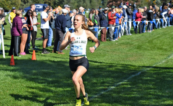 Cross country: Tribe women 8th, men 7th in stacked field at Penn State