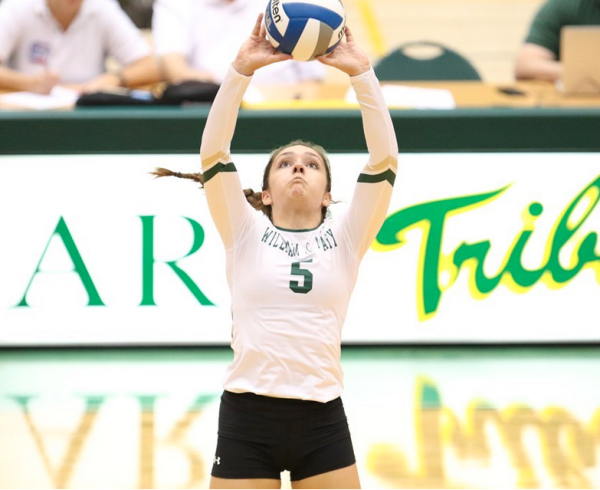 Volleyball: Tribe falls to JMU, again