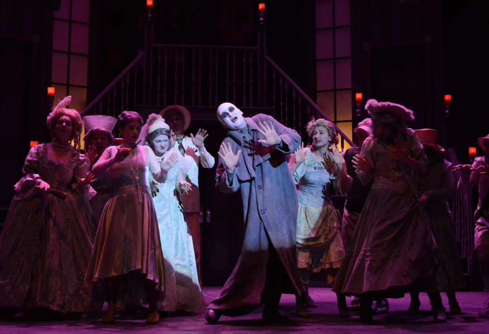 The Addams Family enjoys thrilling run at PBK