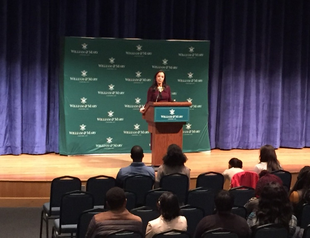 CSD hosts annual Martin Luther King Jr. talk: Angela Rye discusses King's legacy in post-Obama United States, Trump presidency