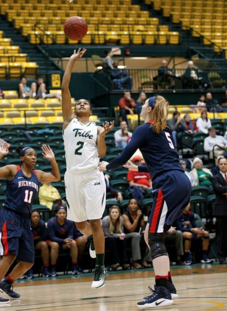 Women's Basketball: Tribe secures first win of the season over Richmond