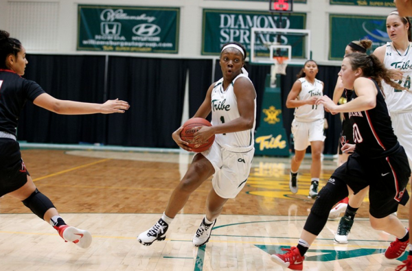 Women's basketball: Slow shooting night leads to fourth straight Tribe loss