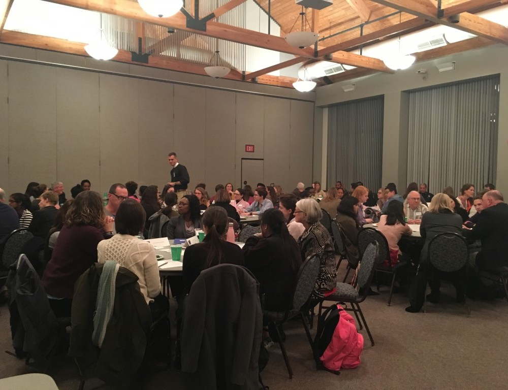 DWOJ conversation focuses on prison advocates