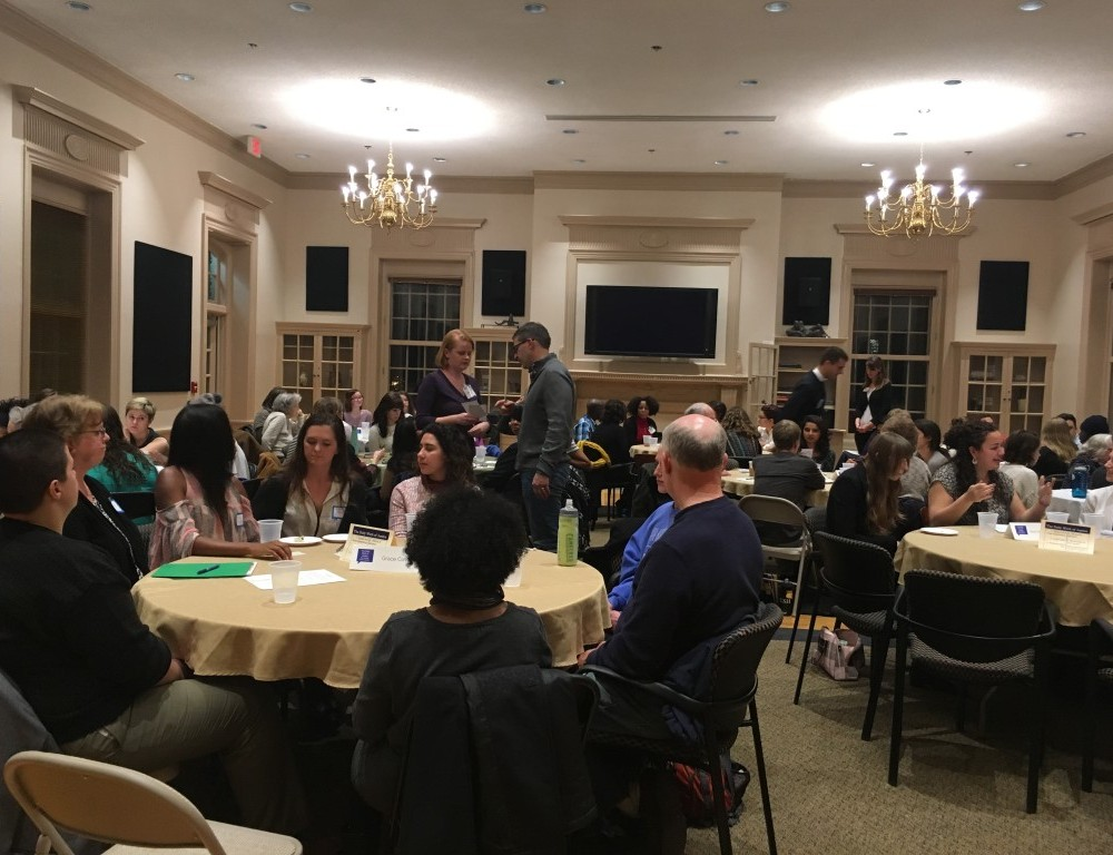 Conversation series explores issues in criminal justice system