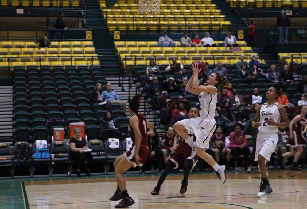 Women's Basketball: Tribe falls to Charleston in heart-breaking overtime period