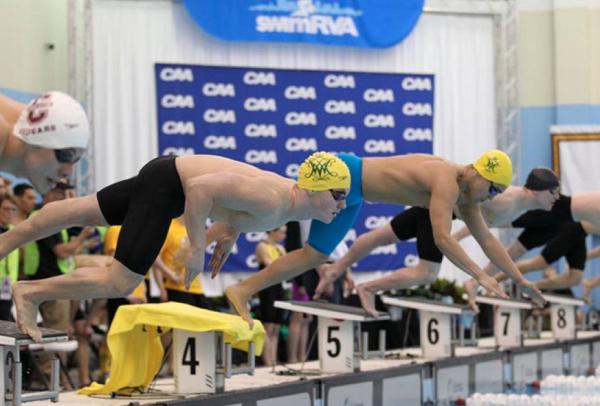 Swimming: Tribe excels in final tune-up meet before CAA Championships
