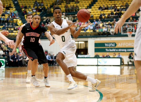 Men's Basketball: Tribe completes undefeated four game homestand