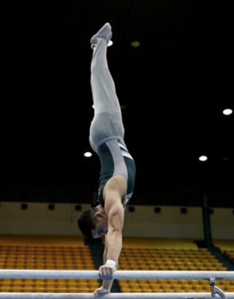Gymnastics: Men secure third consecutive win, women continue loss streak