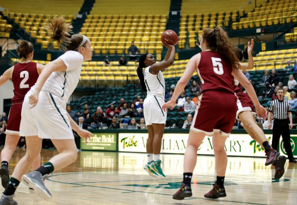 Women's Basketball: Tribe bests UNCW on Senior Night