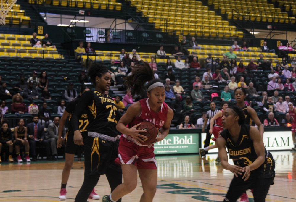 Women's Basketball: Tribe torched by Dragons, rebound to tame Tigers