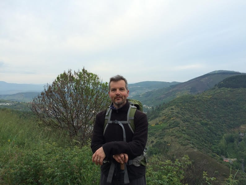 Hiking through scenic stages: Matthew Allar talks Camino hike, scenic design career
