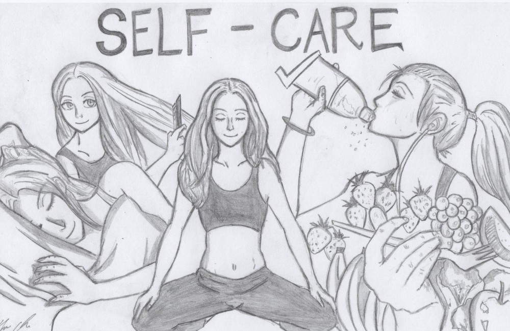 Recognizing the privilege behind self-care