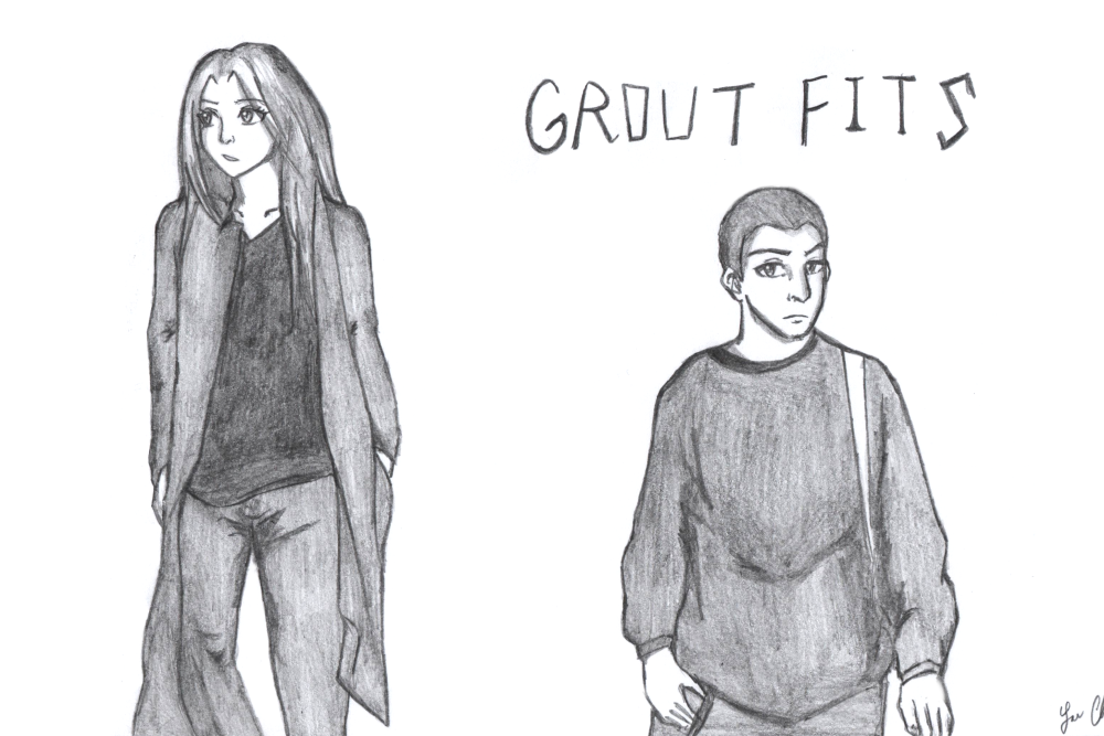 The grout fit: more than a last resort