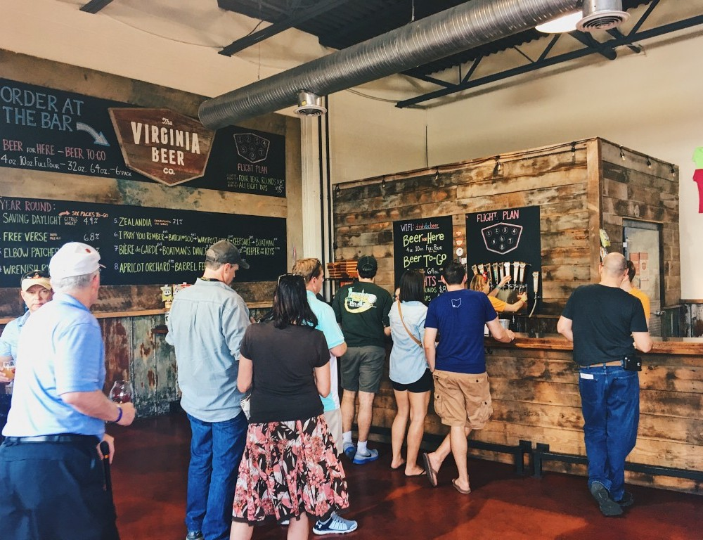 Virginia Beer Company Celebrates One Year