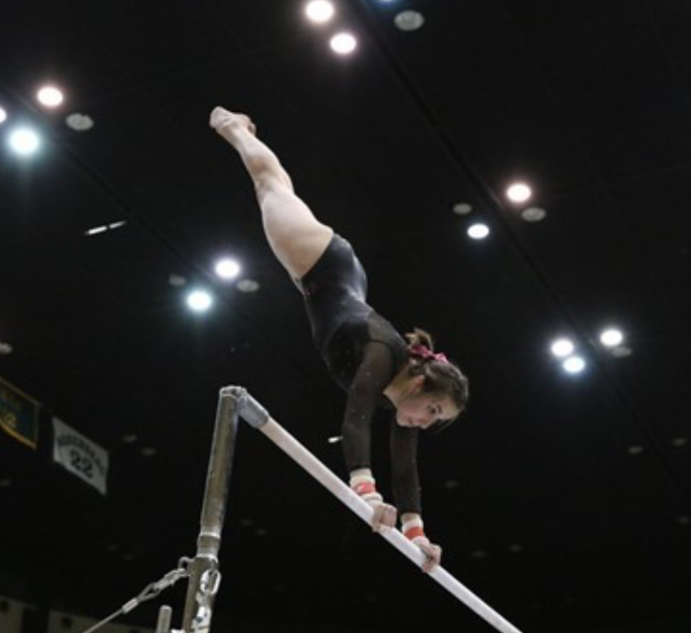 Women's Gymnastics: Tribe posts second best score of the season