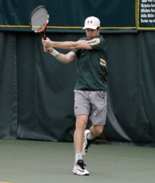 Men's Tennis: Tribe crushes Xavier 6-1