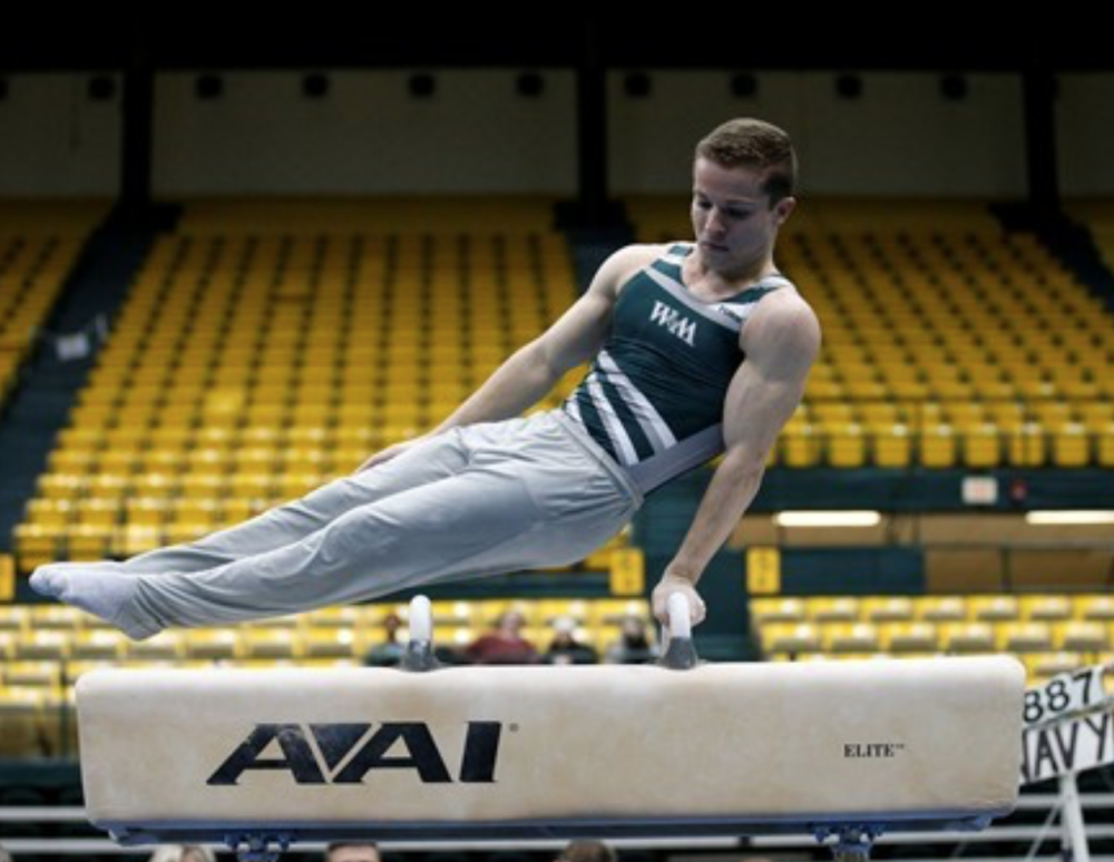 Gymnastics: Five Tribe men earn All-American individual honors