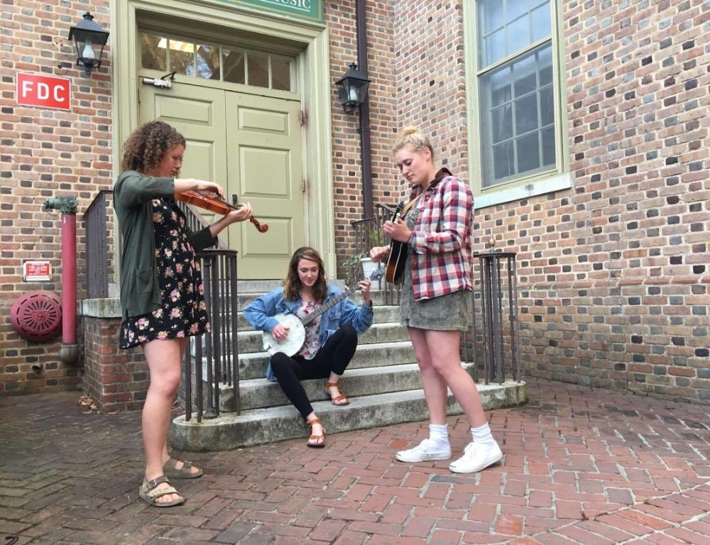 Appalachian Music Ensemble, tunes with tradition