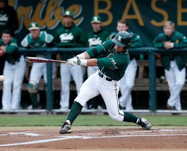 Baseball: Tribe's road record drops to 3-12