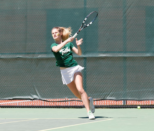 Women's Tennis: Tribe crowned CAA Champions for third consecutive year