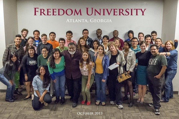 Freedom University provides education for immigrants