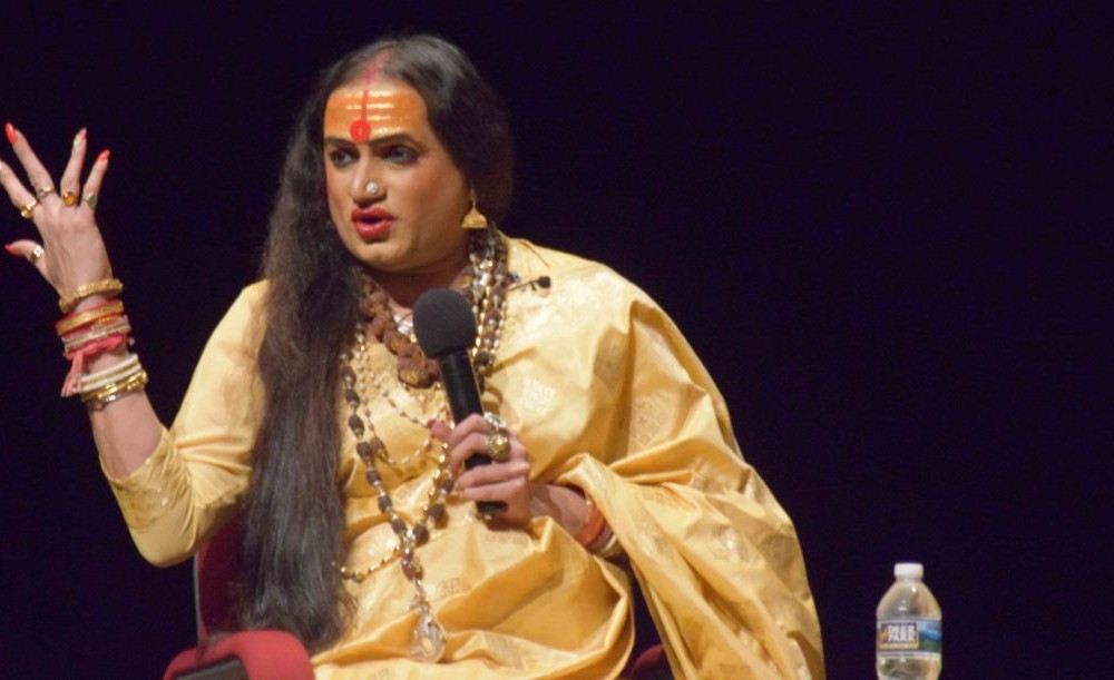 Center for Liberal Arts hosts first COLL 300 speaker: Laxmi Narayan Tripathi