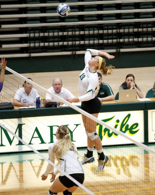 Volleyball: College comes out 1-2 in Colonial Classic
