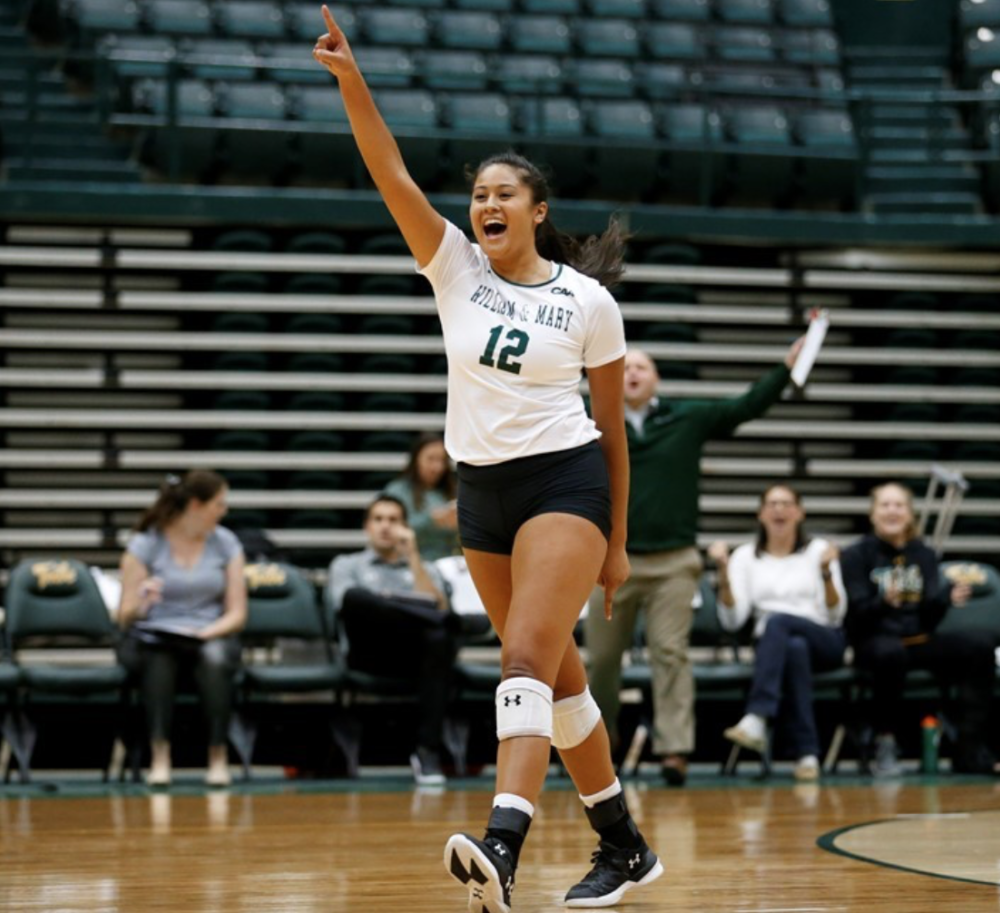 Volleyball: Tribe powers through Wake Forest Invitational