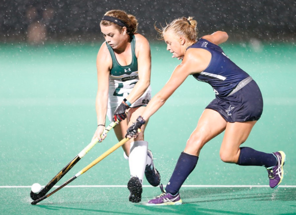 Field Hockey: Tribe drops two matches against top-10 teams