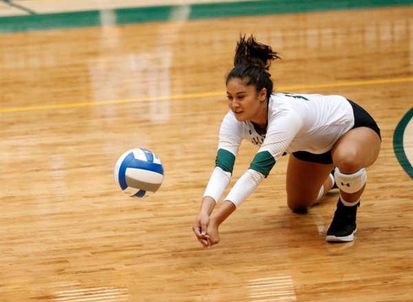 Volleyball: Tribe drops three straight at home, losing streak grows to 10
