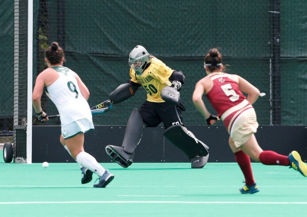 Field Hockey: No. 18 Tribe loses to Pacific in final moments, rebounds to crush La Salle