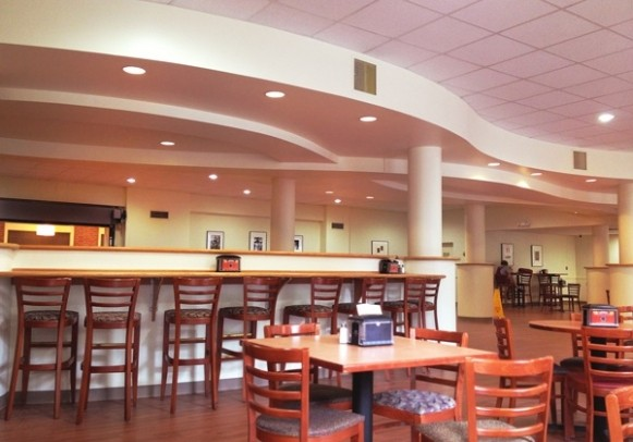 Marketplace picks up the dining slack on campus