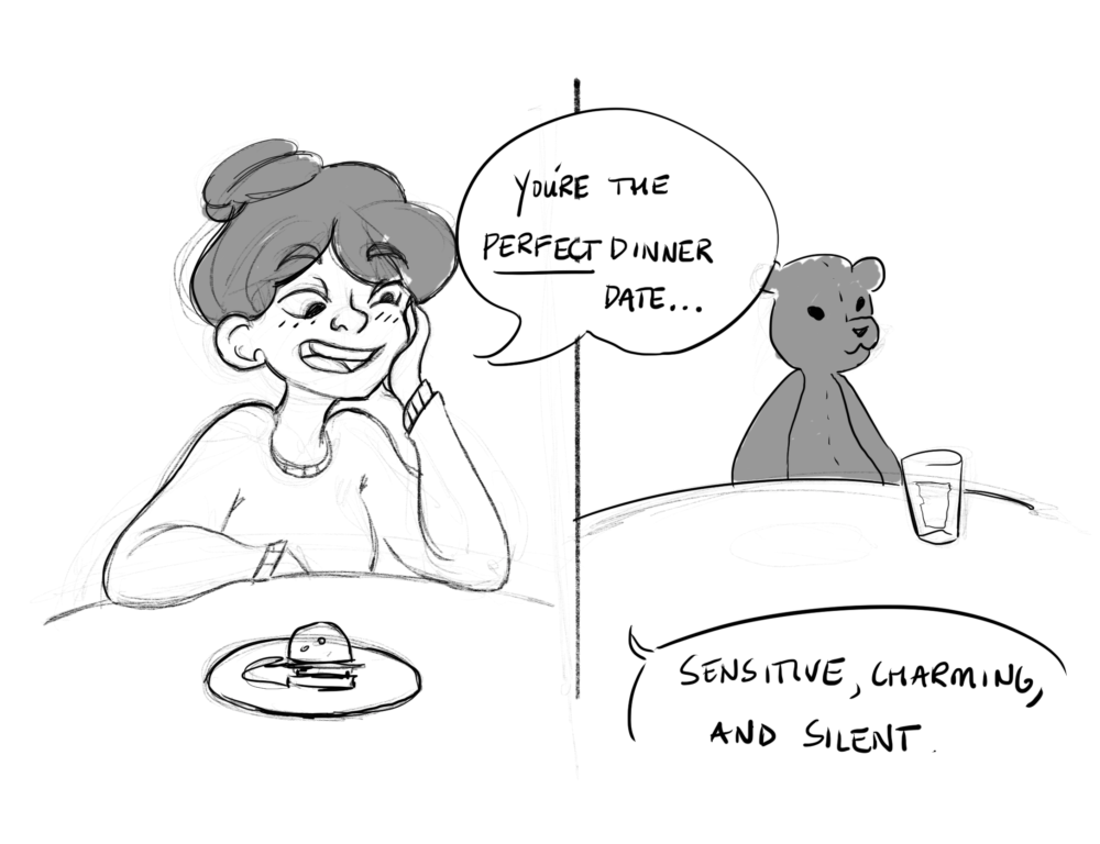 It's okay to eat alone: an introvert's perspective
