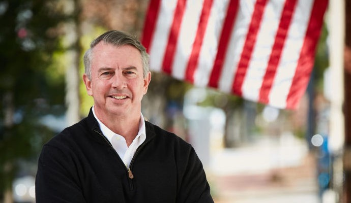 Gillespie aims to capture democratically-held gubernatorial seat