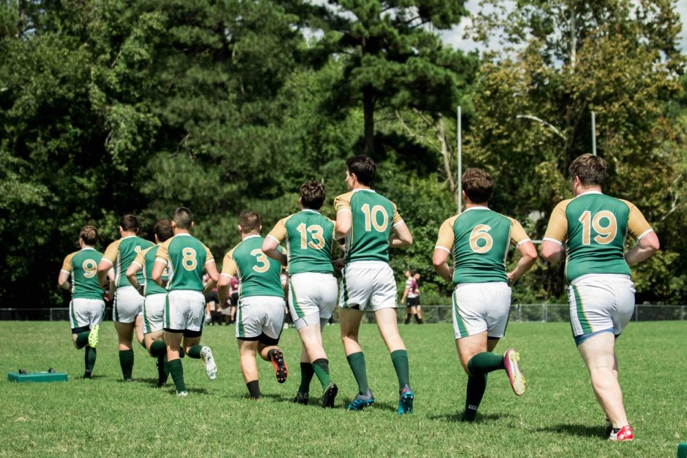 Competition and camaraderie: inside the club rugby teams