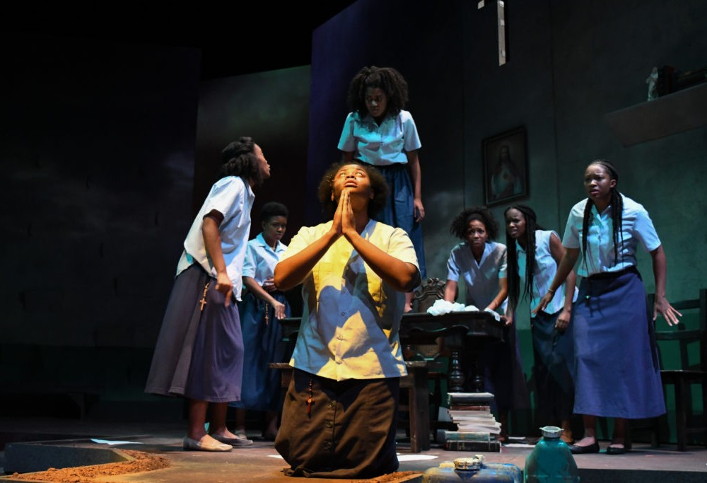 """Our Lady of Kibeho"": A haunting play about visionaries before the Rwandan Genocide"