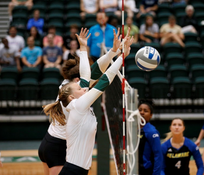 Volleyball: Tribe drops 11th consecutive match